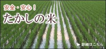 たかしの米(宮崎県産ヒノヒカリ)